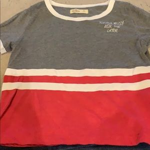 Hollister top small